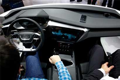 Autos Audi contarán con sistema multimedia de Samsung
