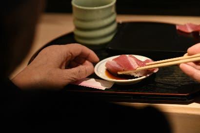Cinco reglas para no avergonzarse en un restaurante de sushi