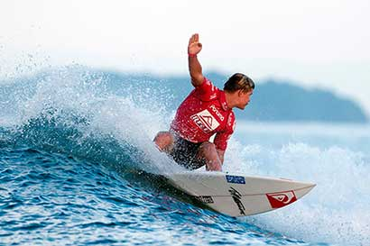 Surf tendrá su epicentro en Dominical
