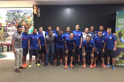 Jugadores ticos sin equipo obtienen subcampeonato de FIFPro América