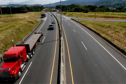 Ruta 27 tendrá carril reversible este domingo