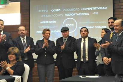 Centroamérica impulsa plataforma digital para facilitar comercio
