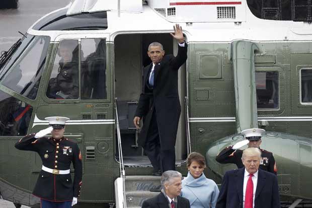 Familia Obama pasará vacaciones en California