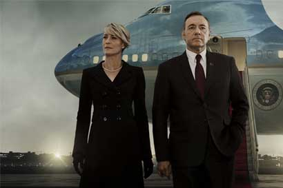 Netflix anuncia nueva temporada de House of Cards