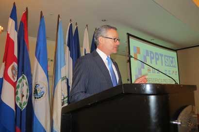 Costa Rica albergó la Comisión de Secretarías del SICA