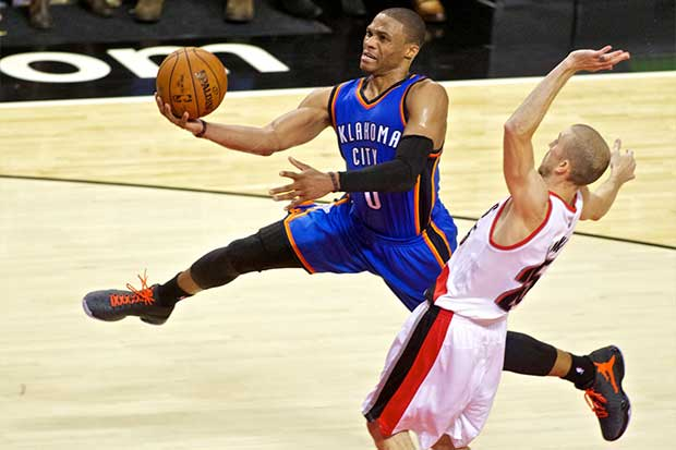 Injusticia contra Westbrook