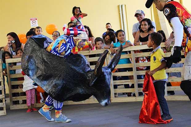 Tradiciones guanacastecas toman el Museo de los Niños
