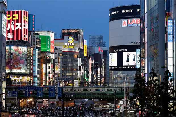 El lugar más tranquilo del planeta podría estar en pleno Tokio