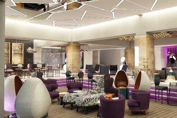 Hard Rock alista apertura de su primer hotel en el país