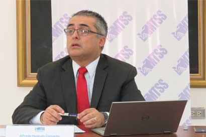 Ministerio de Trabajo coordinará mesa de diálogo para abordar tema de pensiones del IVM