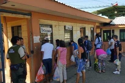 Centros penitenciarios cuentan con sistema para registrar visitantes