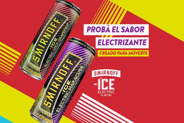 Smirnoff lanzó nueva bebida alcohólica saborizada
