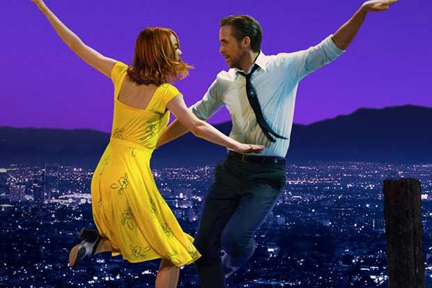 """""""La La Land"""" está en cartelera en Cine Magaly"""