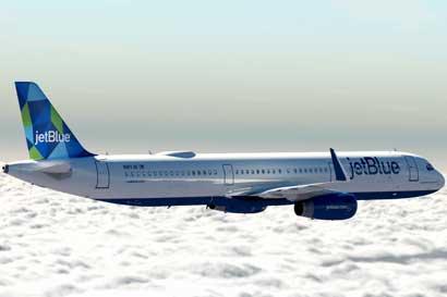 JetBlue, única aerolínea en ofrecer wifi gratuito de alta velocidad