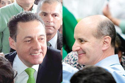 Álvarez y Figueres reclutan fichas para gobierno