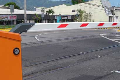 Ofertas para sistemas de seguridad en cruces de tren se recibirán hasta inicios de febrero
