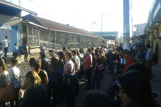 Incofer reducirá frecuencias a Cartago para aumentar capacidad hacia Alajuela