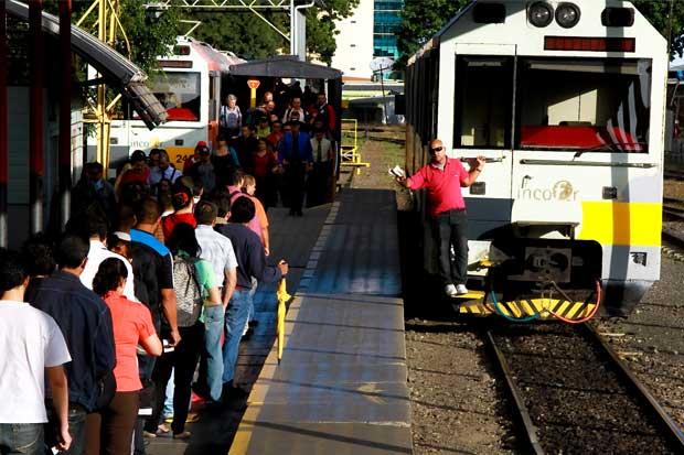 Disminuyen viajes en tren a Cartago, ¡tome nota de los nuevos horarios!