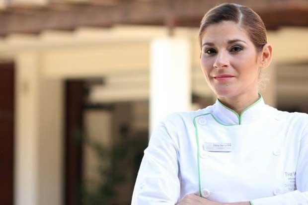 Chef tica ganó primer lugar en certamen culinario internacional