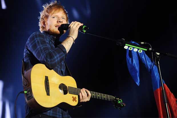 Ed Sheeran dará concierto en Costa Rica