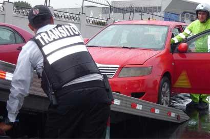 Mañana entrará a regir nueva tarifa por acarreo y custodia de vehículos