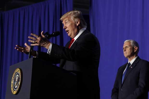Trump impondría un 20% más a productos de México para pagar muro