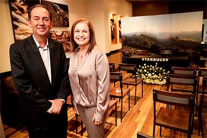 Starbucks lanzó café Hacienda Alsacia