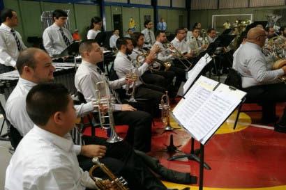 Barrio Córdoba disfrutará de concierto con la Banda de San José este sábado