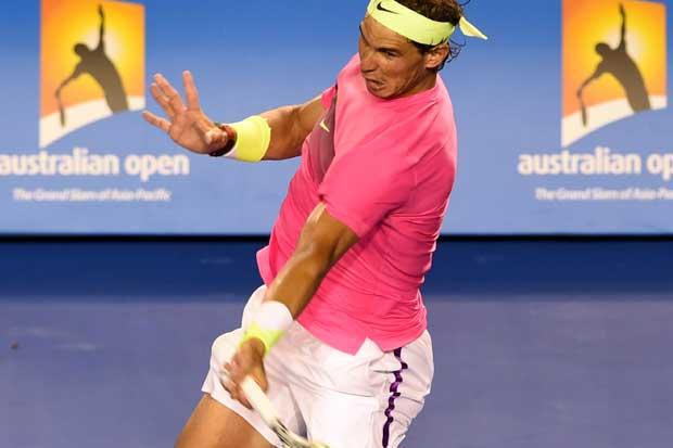 Rafael Nadal disputará final del Abierto de Australia