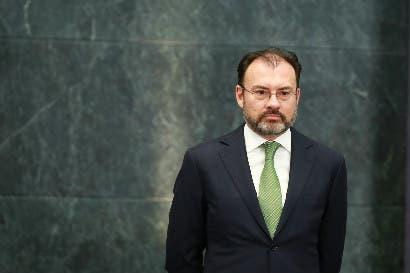 Secretario de Relaciones Exteriores de México: Conversaciones con equipo Trump continuarán