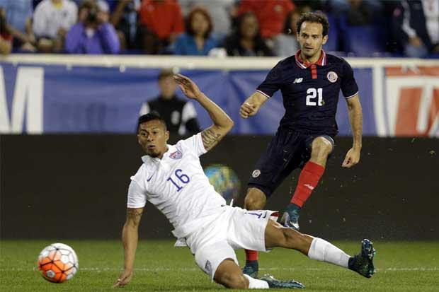 Marco Ureña firma con el San Jose Earthquakes de la MLS