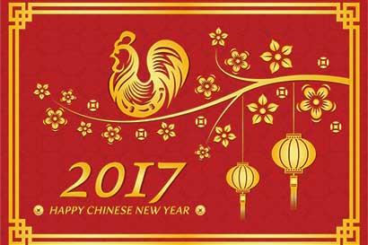 Celebre hoy el Año Nuevo Chino