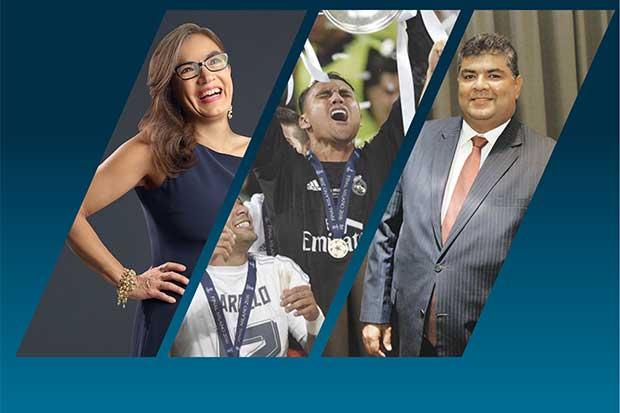 Tres ticos entre los más influyentes de Centroamérica, según Forbes