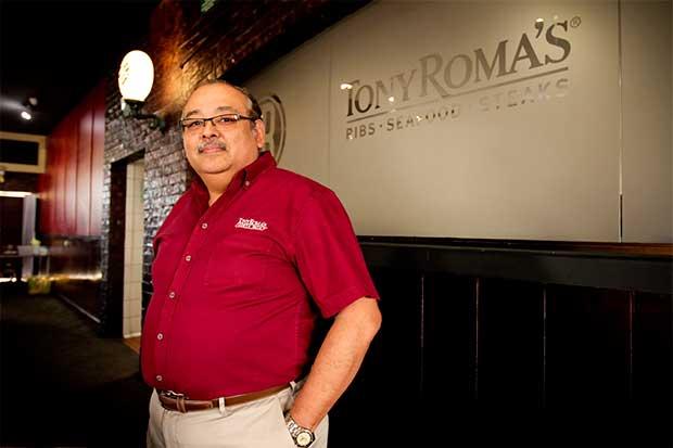 Tony Roma's celebra 45 aniversario