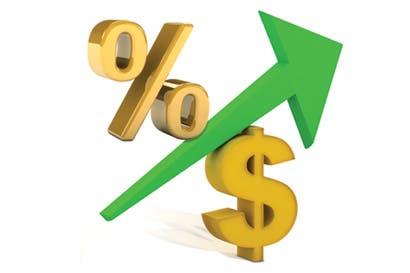 Para arriba tasas de interés y tipo de cambio en primer semestre