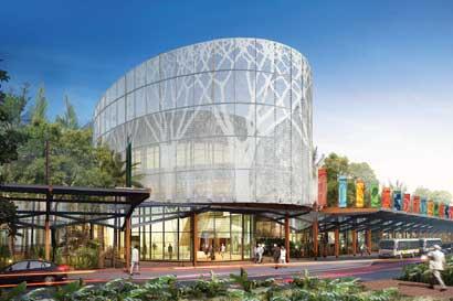 Construcción del Centro Nacional de Congresos y Convenciones inicia este miércoles