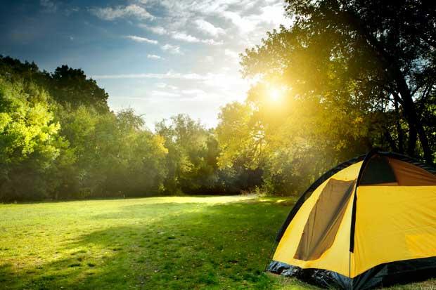 Zona de acampar en Volcán Barva permanece cerrada por falta de condiciones de seguridad