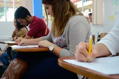Inicia proceso de admisión para ingresar al TEC en 2018