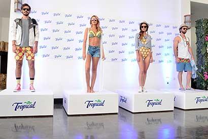 """Tropical lanza la colección de ropa """"Actitud Tropical"""""""
