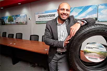 Bridgestone lanza línea de productos ecoamigables