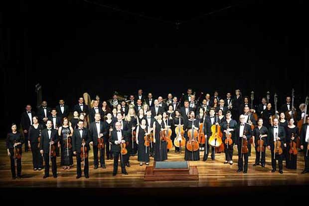 Orquesta Sinfónica Nacional realizará 74 presentaciones en 2017