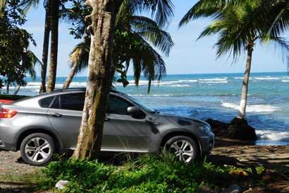 Conducir en playas implicaría multa de más de ¢51 mil