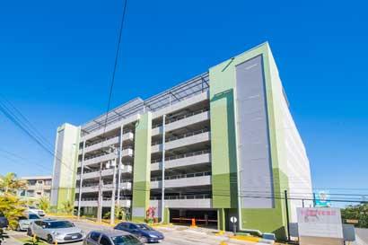 Nueva torre de parqueos ayudará a la necesidad de estacionamientos en San Pedro