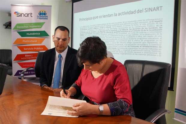 Programación del Sinart estará libre de discriminación