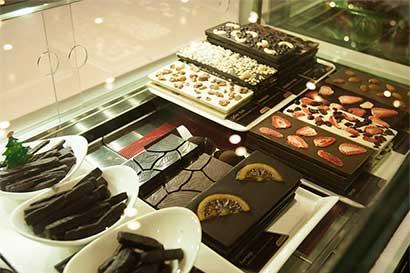 La Chocolatería Britt presenta sus novedades para San Valentín