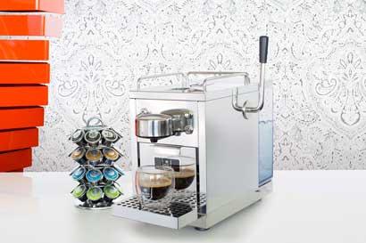 Britt Espresso posiciona máquinas con cápsulas de café gourmet