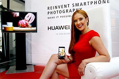 Huawei viene de vuelta ahora con el Mate 9