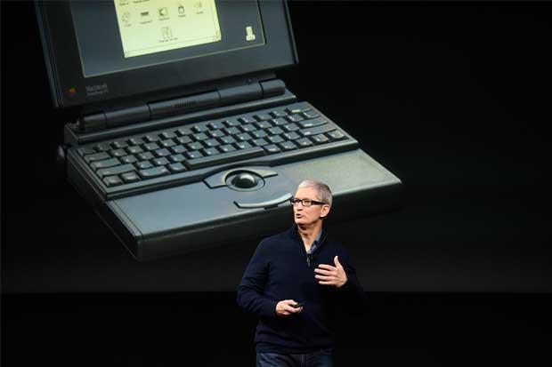Apple desarrolla chip de Mac probando tecnología de Intel