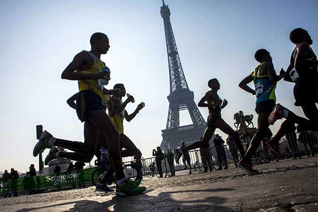 París va por sus terceros Juegos Olímpicos
