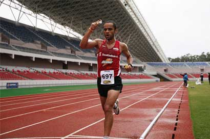 Grandes figuras se darán cita en media maratón La Sele